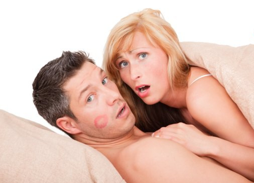 What to do when you see your partner cheating