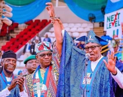 President Muhammadu Buhari was attacked during campaign inAbeokuta