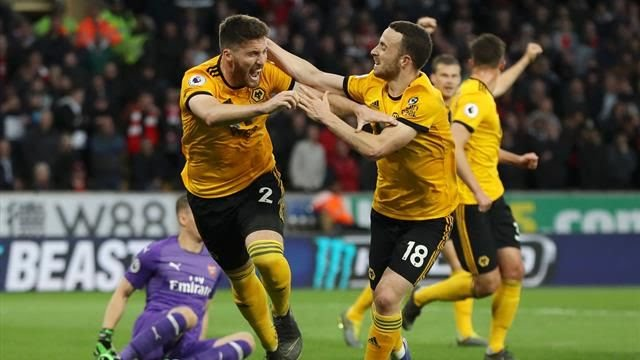 Arsenal fc still hopes for top four after Wolvesdefeat
