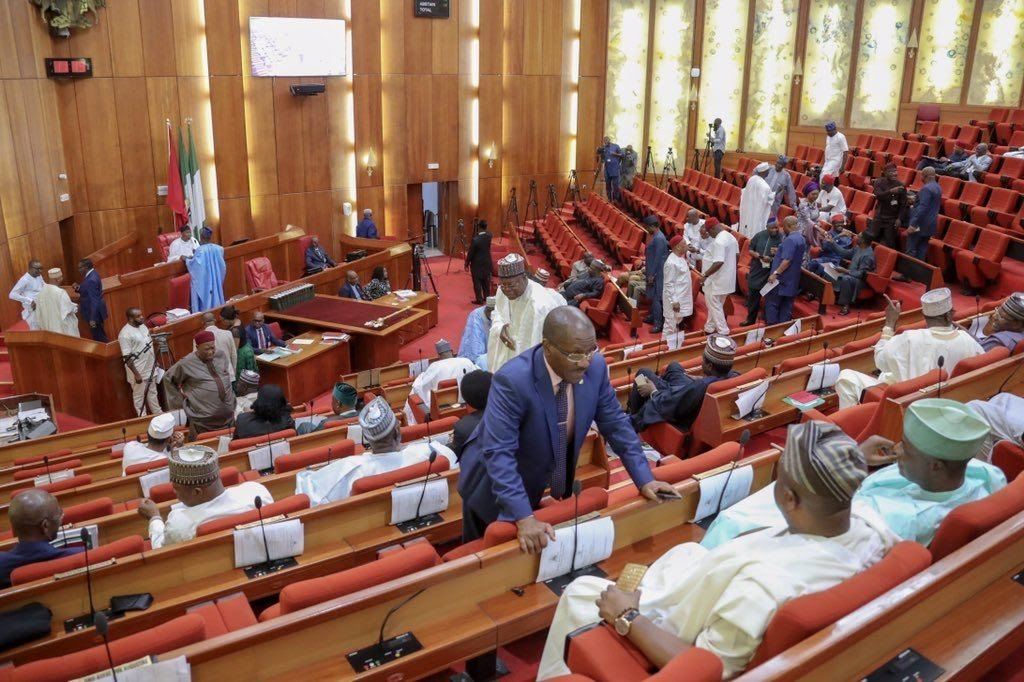 Nigerian Senate passes 2019budget