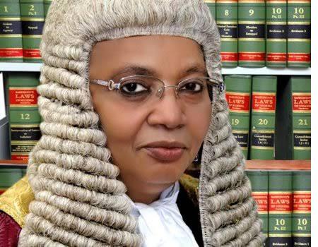 Justice Zainab Bulkachuwa steps down frompanel