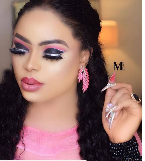 Bobrisky breaking the internet with this photo