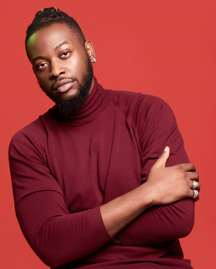 TeddyA at Kirikiri maximum prison
