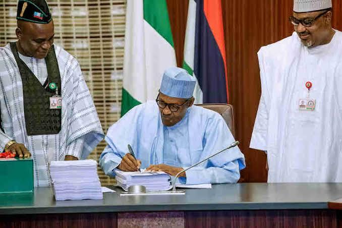 Buhari signs June 12bill