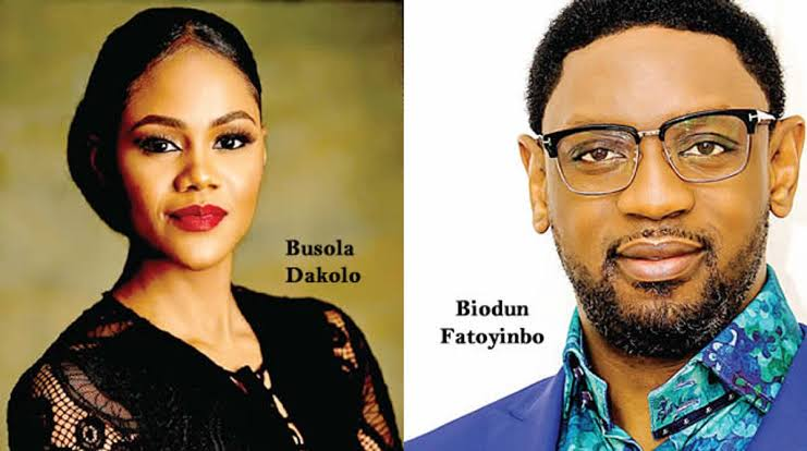 RAPE: Busola Dakolo tells her story of how Biodun Fatoyinbo raped her